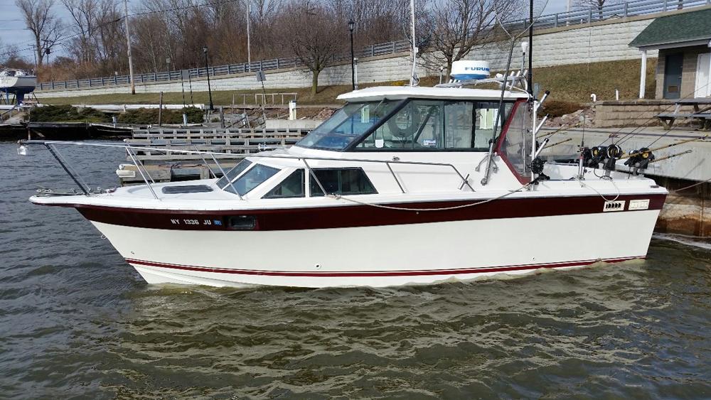 Lake Ontario Fishing Charters Fishing For Salmon And