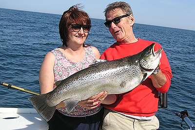 Lake Ontario Fishing Charter